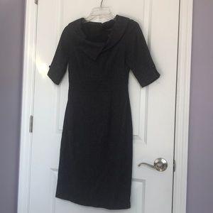 Gray WHBM career dress